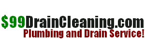 $99 Drain Cleaning in Southeast Michigan