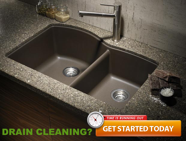 Mackinac Island kitchen drain cleaning