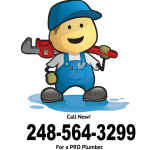 Detroit MI area drain cleaning and plumbing