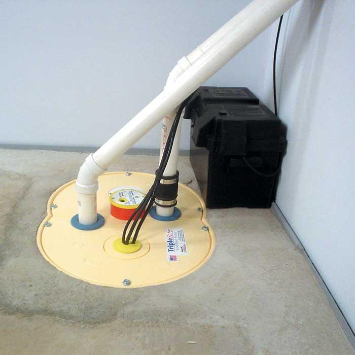 sump pump repair southeast mi